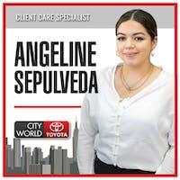 Angeline Sepulveda at City World Toyota