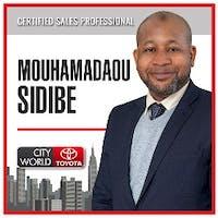 Mouhamadou  Sidibe at City World Toyota