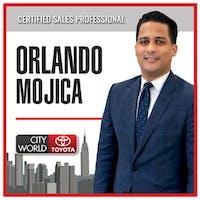 Orlando  Mojica at City World Toyota