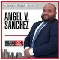 Angel Sanchez at City World Toyota