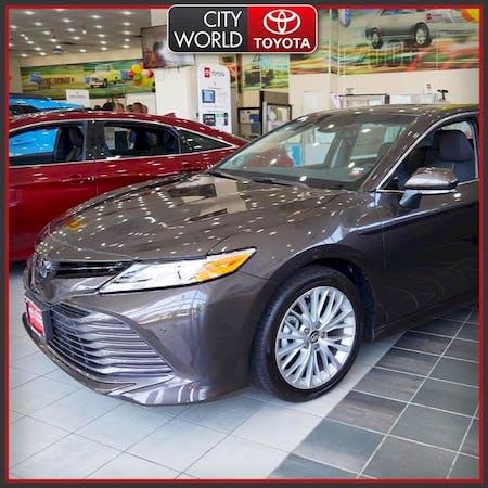 City World Toyota, Bronx, NY, 10469