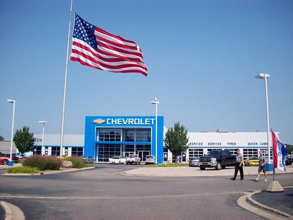 Shaheen Chevrolet Chevrolet Service Center Dealership