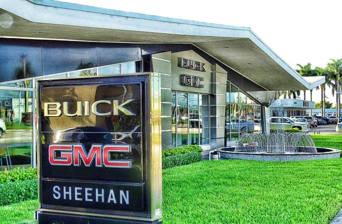 Sheehan Buick GMC, Lighthouse Point, FL, 33064