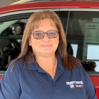 Michelle  Braithwaite at Front Royal Buick GMC