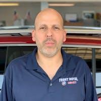 Steve  Ocampo at Front Royal Buick GMC - Service Center