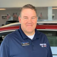 Jason Franceschi at Front Royal Buick GMC - Service Center