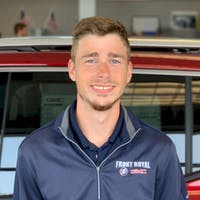 Zach  White at Front Royal Buick GMC