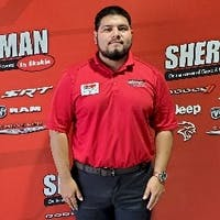 Erick Lopez at Sherman Dodge Chrysler Jeep RAM