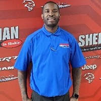 Darious Weatherspoon at Sherman Dodge Chrysler Jeep RAM