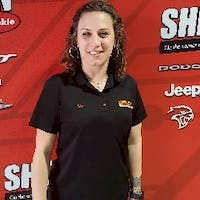 MARY LAMARCA at Sherman Dodge Chrysler Jeep RAM