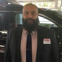Humza Siddique at Sherman Dodge Chrysler Jeep RAM