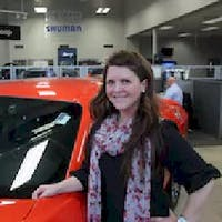 Amy Luoma at Shuman Chrysler Dodge Jeep Ram