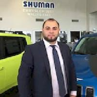 Anthony Babby at Shuman Chrysler Dodge Jeep Ram