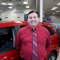 John Ormsbee at Shuman Chrysler Dodge Jeep Ram