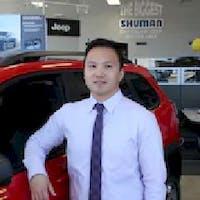 John Xia at Shuman Chrysler Dodge Jeep Ram