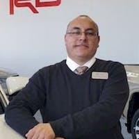 Ricardo Vazquez at Toyota of Lancaster