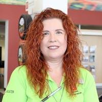 Melissa  Larios at Toyota of Lancaster