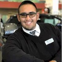 Oscar Garcia at Toyota of Lancaster