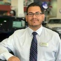 Eddie Alvarez at Toyota of Lancaster