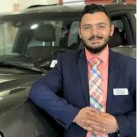 Raed Alzrigat at Toyota of Lancaster