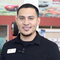 Douglas Velasco at Toyota of Lancaster
