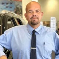 Edgar Monico at Toyota of Lancaster