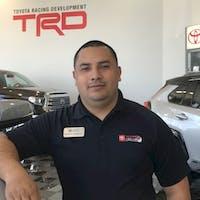 Manuel Rosales at Toyota of Lancaster