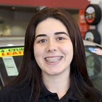 Stephanie Santiago at Toyota of Lancaster