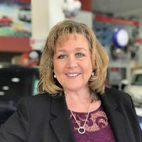 Kelly  Adcock at Toyota of Lancaster