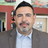 Antonio Hernandez at Toyota of Lancaster
