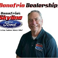 Don Frederickson at Skyline Ford
