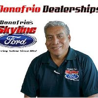Francisco Arias at Skyline Ford