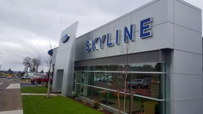 Skyline Ford, Salem, OR, 97302
