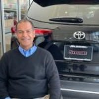 Mohammed Sid'Ahmed at Sloane Toyota of Malvern