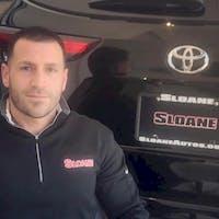 Frank   Straface at Sloane Toyota of Malvern