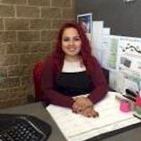 Tania Hernandez at Smithtown Toyota - Service Center