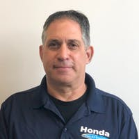 David  Palmer at Honda of Valley Stream - Service Center