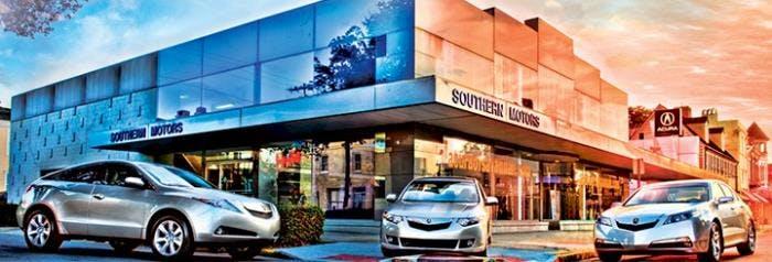 Southern Motors Acura >> Southern Motors Acura Acura Service Center Dealership