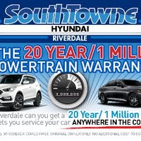 Mike Cole at Southtowne Hyundai  - Service Center