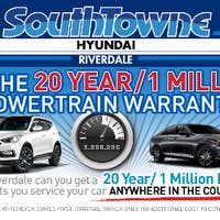 John  Cash at Southtowne Hyundai  - Service Center