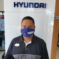 Sakil  Hossain at Southtowne Hyundai Riverdale