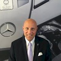 Jerry Petitto at Mercedes-Benz of Brooklyn