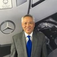 Johnny  Chan at Mercedes-Benz of Brooklyn
