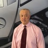 Lu  Neng at Mercedes-Benz of Brooklyn