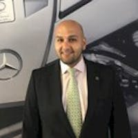 Jay Dari at Mercedes-Benz of Brooklyn