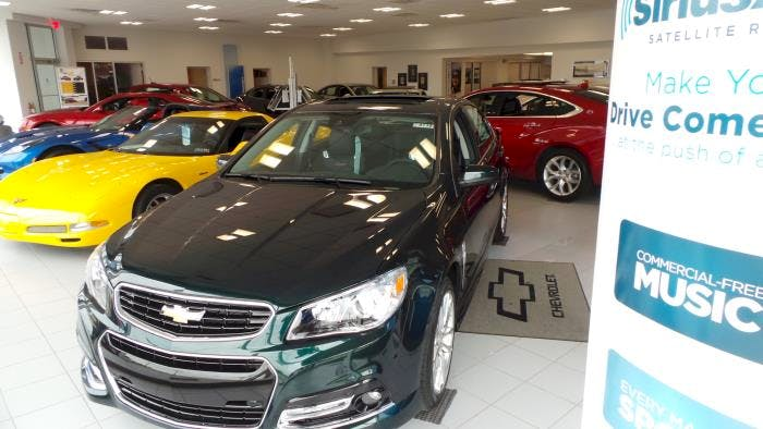 Baierl Chevrolet Chevrolet Service Center Dealership
