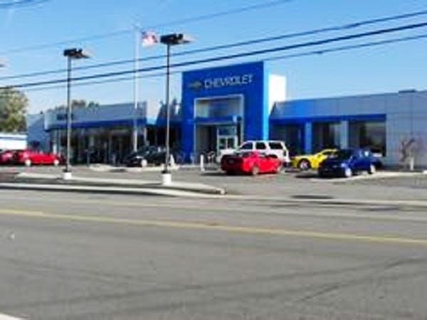 Baierl Chevrolet Chevrolet Service Center Dealership