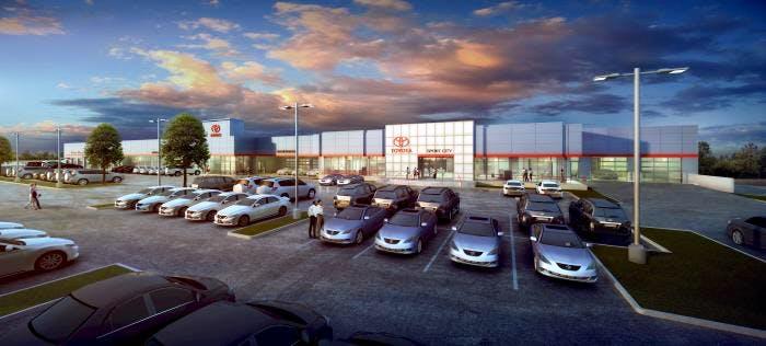 John Eagle Sport City Toyota Toyota Service Center Dealership Ratings