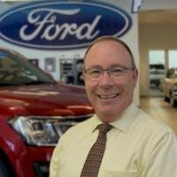Ron Downey at Spradley Barr Motors