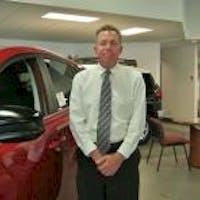 Steve  Secrest at Spradley Barr Motors